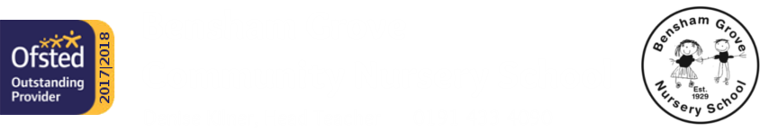 Bensham Grove Community Nursery School